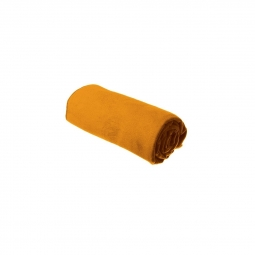 Serviette sts drylite towel micro fibre orange s