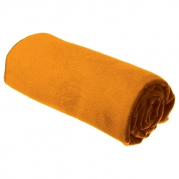 Serviette microfibre S 40x80 Drylite Towel Sea to Summit orange