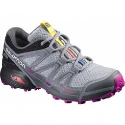 Chaussures trail salomon speedcross vario gtx w light onix 36