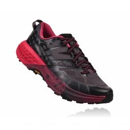 Chaussures trail hoka one one speedgoat 2 black 38