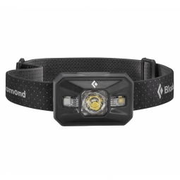 Lampe frontale black diamond storm black