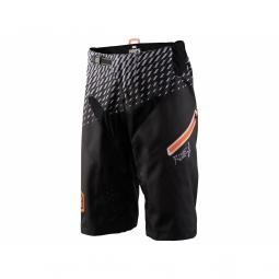 Short 100 r core dh supra noir gris