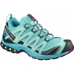 Chaussures salomon xa pro 3d w blue curacao 38