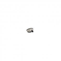 Ecran casque de ski kask visor style silver