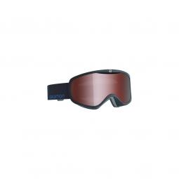 Masque de ski salomon sense access black