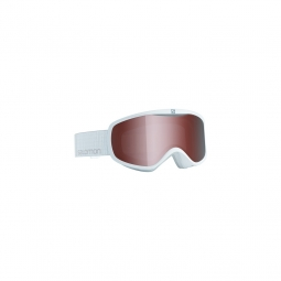 Masque de ski salomon sense access white