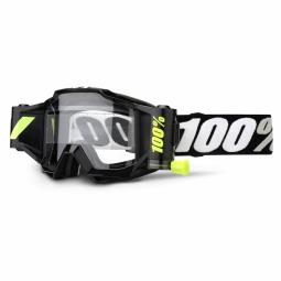 Masque vtt 100 accuri forecast tornado ecran clair