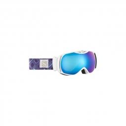 Masque De Ski Salomon X-tend 12 Small Ml Violet White