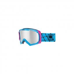 Masque De Ski Uvex Apache Ii - Cyan Pink
