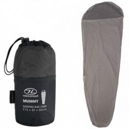 Drap de couchage momie highlander mummy sleeping bag liner
