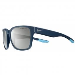 Lunettes de soleil nike recover r blue tide pool blue smoke super silver flash lens