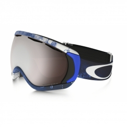 Masque de ski oakley canopy jp auclair signature series prizm black