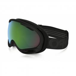 Masque de ski oakley a frame 2 0 factory black prizm jade