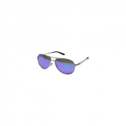 Lunettes oakley caveat chrome violet irid polar
