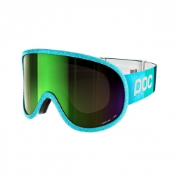 Masque de ski poc retina big julia mancuso ed blue