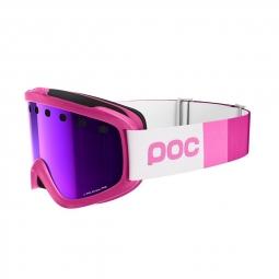 Masque De Ski Poc Iris Stripes Ethylene Pink