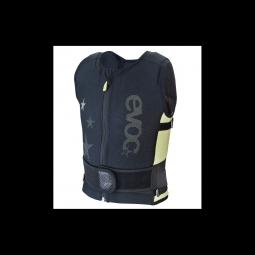 Dorsale evoc protector vest kids black m