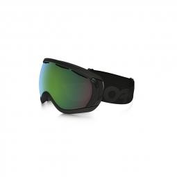 Masque de ski oakley canopy factory pilot blackout prizm jade