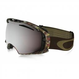 Masque de ski oakley jake ab army equinox przm blk przm rose