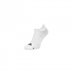 Chaussettes adidas running light no show white xs