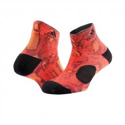 Chaussettes adidas terrex energy graphic orange xl