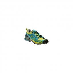 Chaussures trail la sportiva flakon low sulphur blue 32