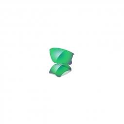 Verres oakley lens flak jacket xlj jade iridium