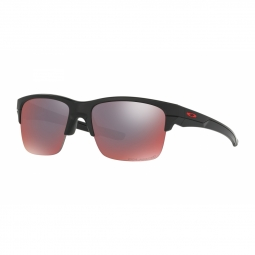 Lunettes oakley thinlink black torch polarized