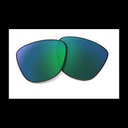 Verres oakley frogskins repl lens jade iridium
