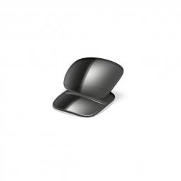 Verres oakley holbrook repl lens black iridium