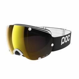 Masque de ski poc lobes uranium black