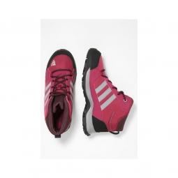Chaussures Randonnée Adidas Hyperhiker K Rose Gris