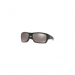 Lunettes oakley turbine prizm black polarized