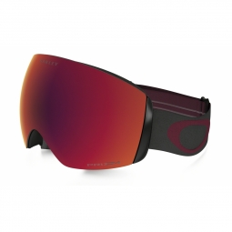 Masque ski oakley flight deck iron brick prizm torch