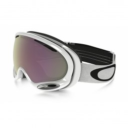 Masque oakley a frame 2 0 polished white hi pink iridium
