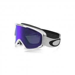Masque de ski oakley o2 xl matte white violet