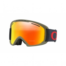 Masque de ski oakley o2 xl canteen fire iridium