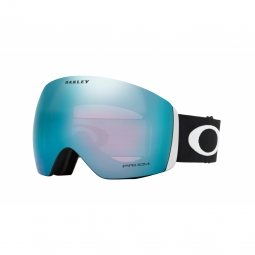 Masque oakley flight deck matte black prizm sapphire iridium