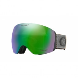 Masque ski oakley flight deck iron dune prizm jade