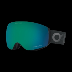 Masque ski oakley flight deck xm black prizm jade
