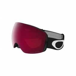 Masque ski oakley flight deck xm black prizm rose
