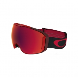 Masque oakley airbrake xl lines red prizm torch