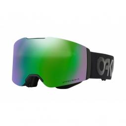 Masque ski oakley fall line blackout prizm jade