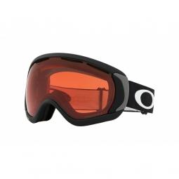 Masque de ski oakley canopy black prizm rose