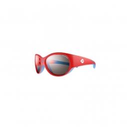 Lunettes de soleil julbo puzzle rouge bleu
