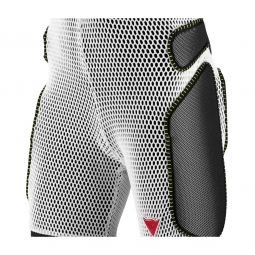 Short protection dainese kid protector evo white s