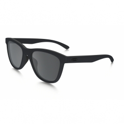 Lunettes oakley moonlighter steel black iridium polarized