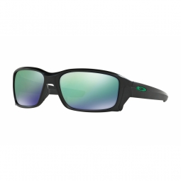 Lunettes oakley straightlink black jade iridium