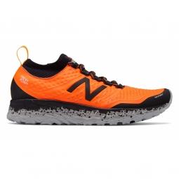 Chaussures trail new balance hierro v3 orange black 42