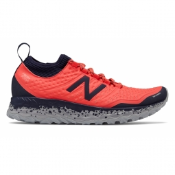 Chaussures trail new balance hierro v3 coral 37
